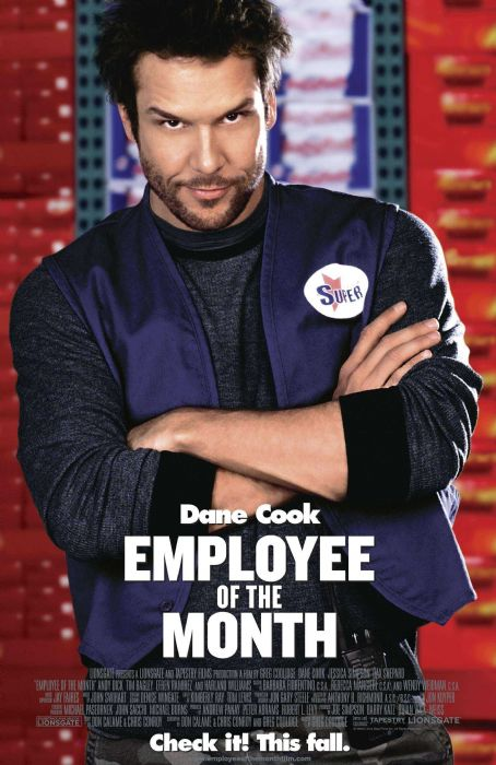 Dane Cook - Employee of the Month Poster - 2006