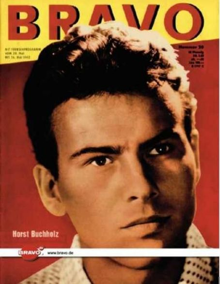 Horst Buchholz - Bravo Magazine [Germany] (19 May 1962)
