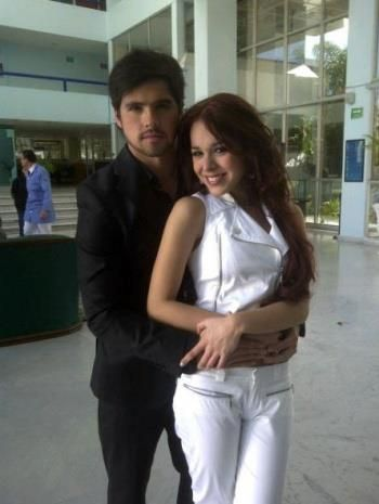Eleazar Gómez Danna Paola and Eleazar Gomez