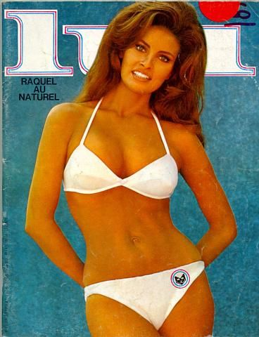 Raquel Welch - Lui Magazine [France] (March 1967)