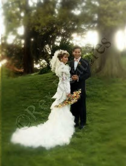 Heather Mills - Wedding
