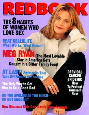 Meg Ryan - Redbook Magazine [United States] (June 1994)