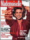 Cindy Crawford - Mademoiselle Magazine [United States] (September 1992)