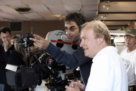 "Adoration ""Writer and director Atom Egoyan on the set of ADORATION."" Written and directed by Atom Egoyan. Produced by Simone Urdl, Jennifer Weiss. Photo credit: Sophie Giraud. ©  Productions. Courtesy of Sony Pictures Classics. All Rights Reser"