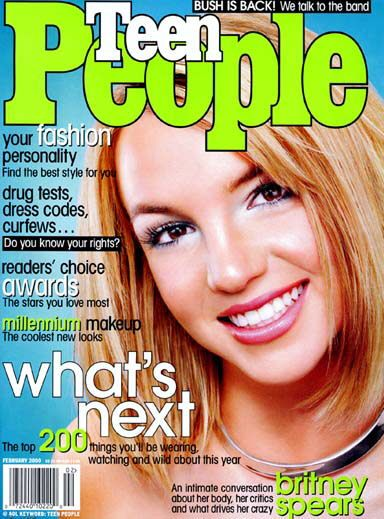Teen People Magazine [United States] (1 September 2001)
