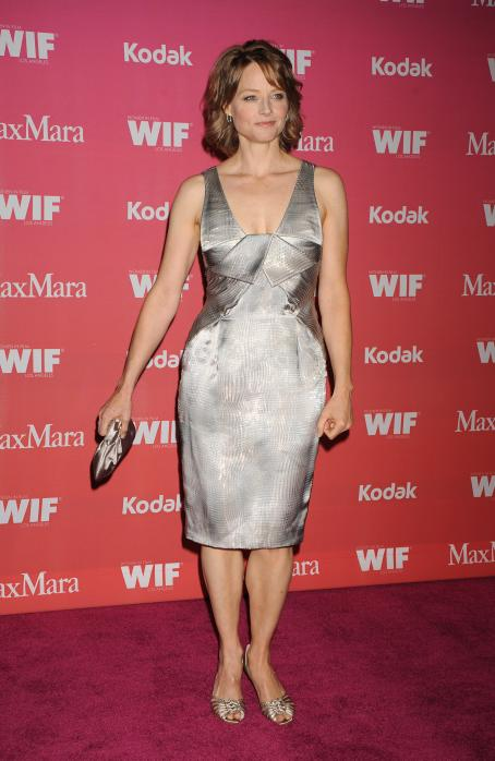 Jodie Foster - The Women In Film's 2009 Crystal + Lucy Awards Held At The Hyatt Regency Century Plaza On June 12, 2009 In Century City, California