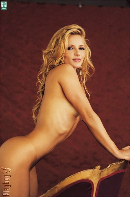 Rita Guedes  Playboy Magazine Pictorial March 2006