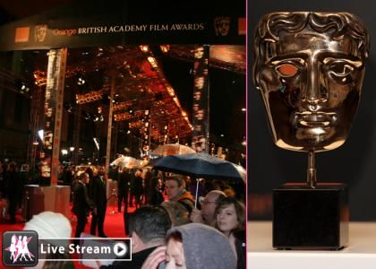 2012 BAFTA Awards: Red Carpet Live Stream!