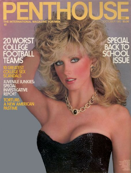 Morgan Fairchild - Penthouse Magazine [United States] (October 1982)