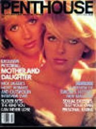 Penthouse Magazine [United States] (March 1985)