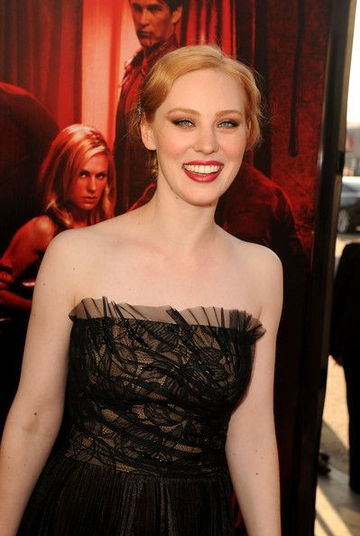 Deborah Ann Woll  in The Premiere of True Blood Season 4  (2011)