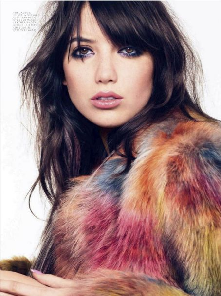 Daisy Lowe InStyle UK September 2012