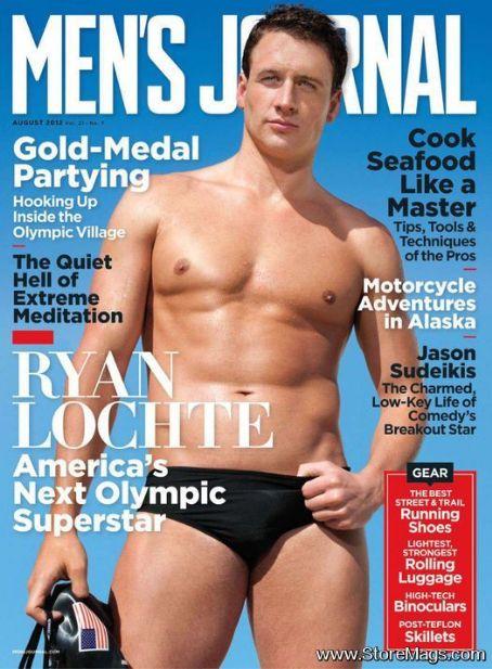 Ryan Lochte - Men s Journal Ryan Lochte Mens Health