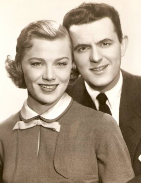 Nita Talbot Nita with Larry Blyden  in Joe and Mabel  1956