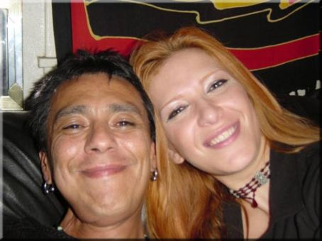 Randy Castillo  and Ice Christina