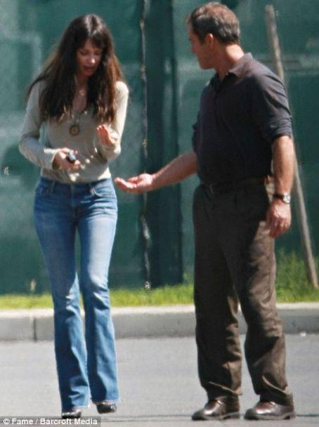 Oksana Grigorieva Mel Gibson and
