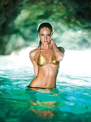 EXCLUSIVE: Victoria's Secret 2011 Swim Catalogue Cover Revealed!