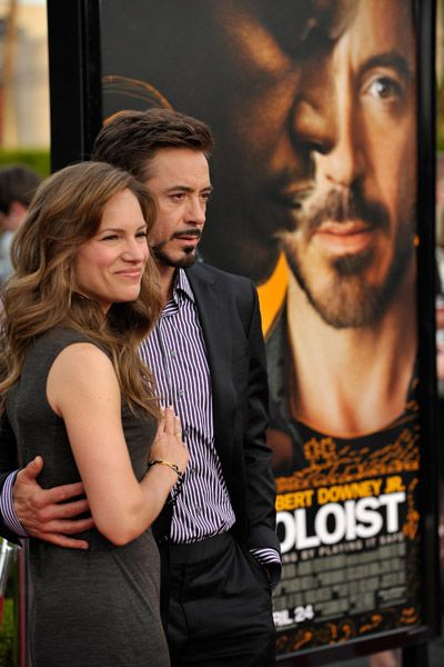 Susan Downey Robert Downey, Jr. and Susan Levin