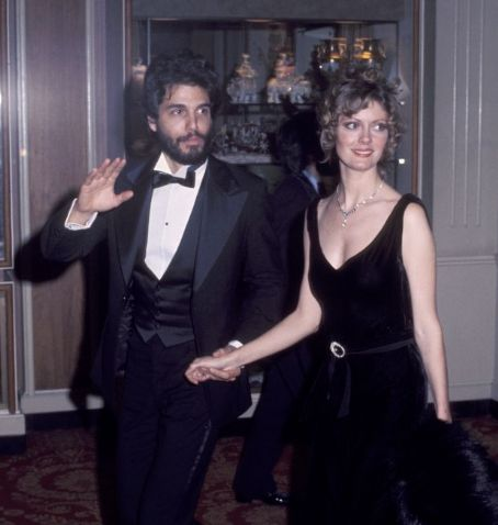 Chris Sarandon  and then wife Susan Sarandon