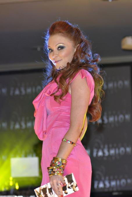 Natasha Hamilton - The First Night Of Liverpool Fasion Week 2009-03-10