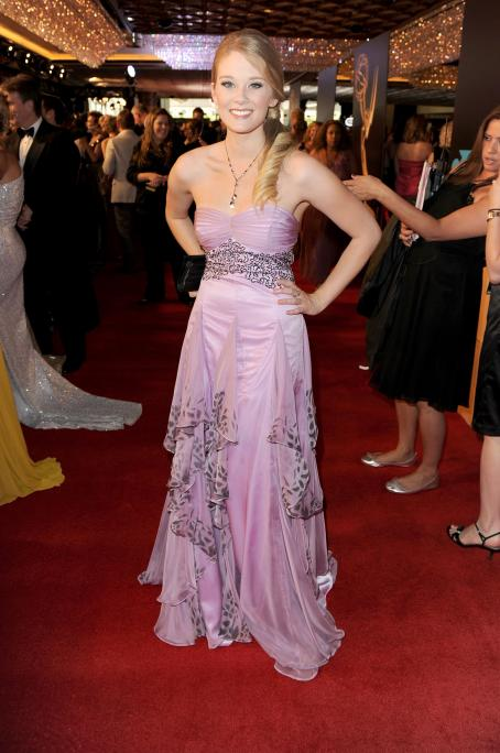 Kim Matula Kimberly Matula - 37 Annual Daytime Entertainment Emmy Awards June 27, 2010
