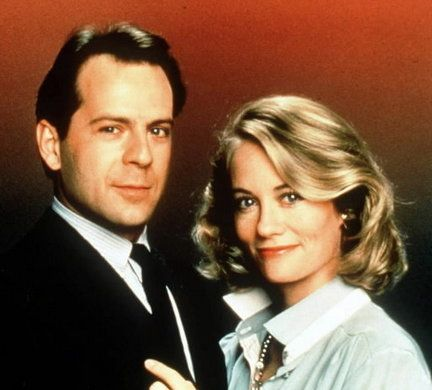 Moonlighting - Bruce Willis & Cybill Shepherd