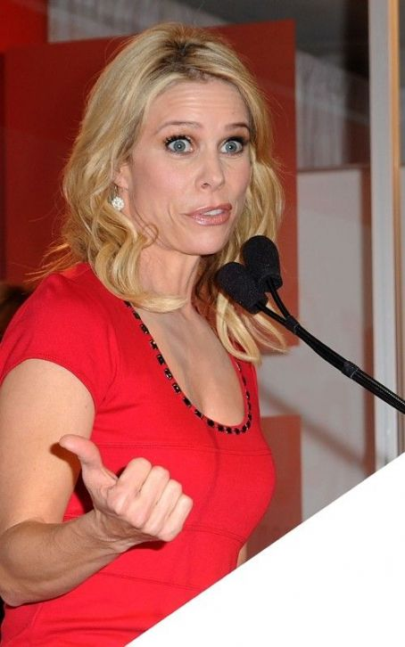 Cheryl Hines Goes Red for Women