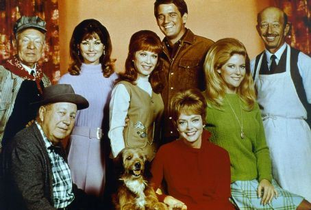 Mike Minor The Cast of Petticoat Junction the last season