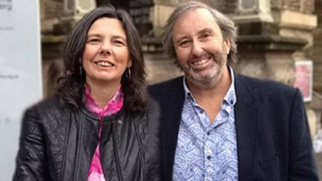 Helen Bailey and Ian Stewart (priest)