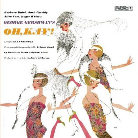 George Gershwin - Oh Kay!  The 1952 Studio Cast Recording Barabra Ruick