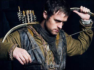 Jonas Armstrong Robin Hood