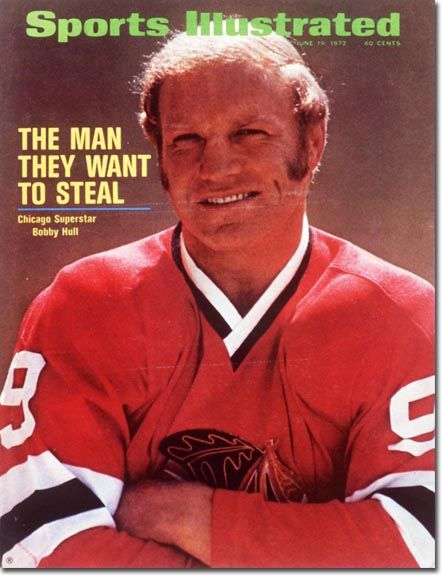 Bobby Hull June 1 1972