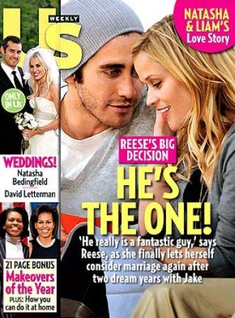 Reese Witherspoon - US Weekly Magazine [United States] (30 March 2009)