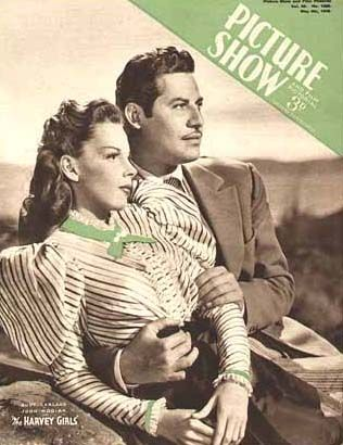 John Hodiak - Picture Show Magazine [United Kingdom] (4 May 1946)