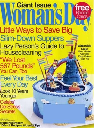 Woman's Day Magazine [United States] (June 2006)