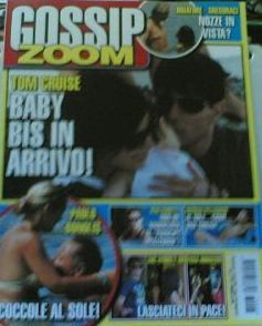 Tom Cruise - Gossip Magazine [Italy] (July 2007)