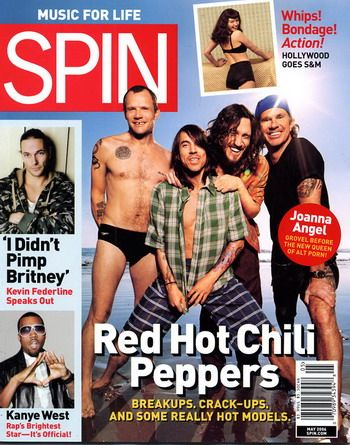 Kevin Federline - Spin Magazine [United States] (May 2006)