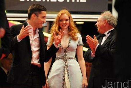Enrique Murciano Lily Cole and