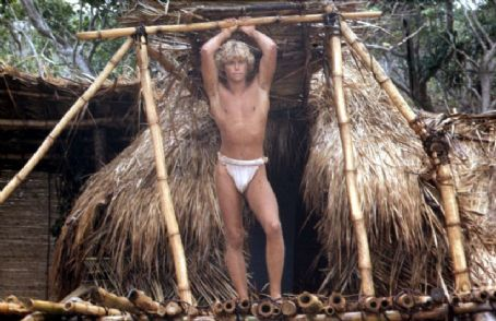 Christopher Atkins The Blue Lagoon (1980)