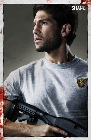 Jon Bernthal  as Shane Walsh on The Walking Dead (2010)