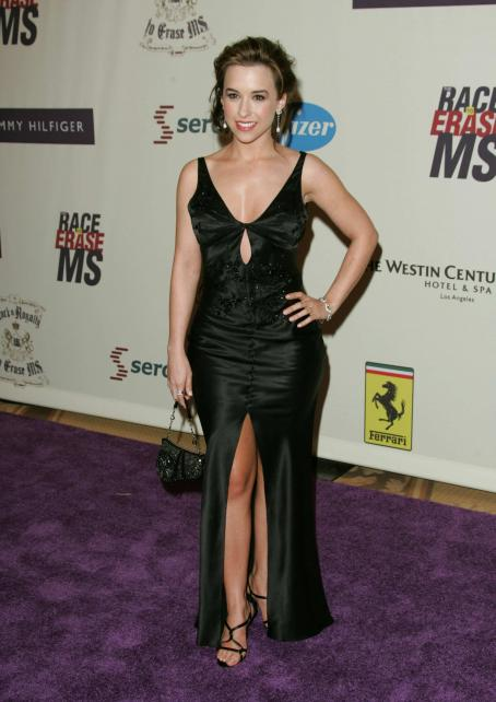 "Lacey Chabert - 12 Annual Race To Erase MS Gala Themed ""Rock & Royalty To Erase MS"" At The Century Plaza Hotel On April 22, 2005 In Beverly Hills, California"