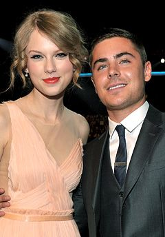 Taylor Swift, Zac Efron Have Flirty Dinner Date