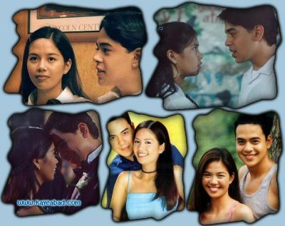 John Lloyd Cruz and Kaye Abad