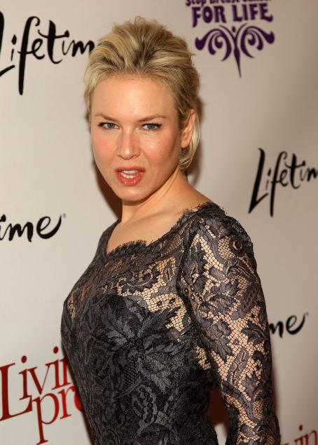 "Renee Zellweger - ""Living Proof"" Premiere In New York City - September 24 2008"