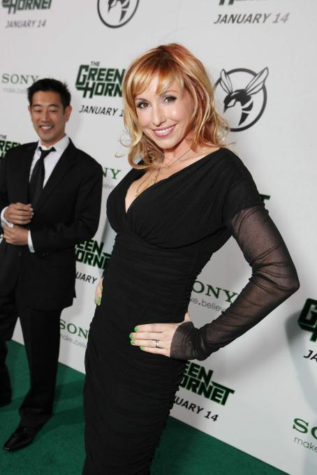 Kari Byron ''The Green Hornet 3D'' Los Angeles Premiere, January 10, 2011
