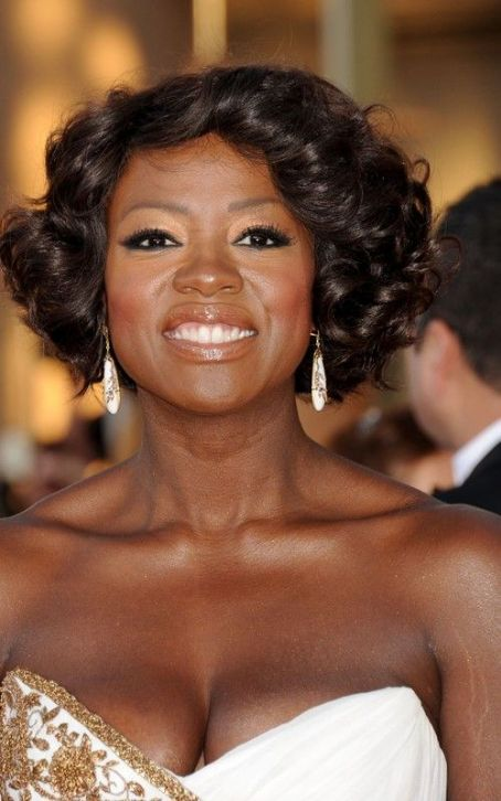 Viola Davis Wins 2012 SAG for Best Actress