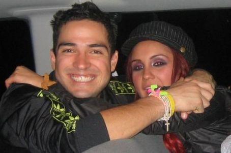 Dulce María and Alfonso Herrera Dulce Mar?a and Alfonso Herrera