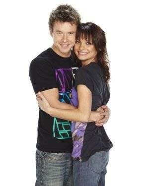 Todd Lasance  and Jessica Tovey