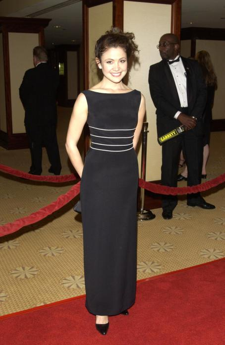 Reiko Aylesworth - Saturday, December 7, 2004