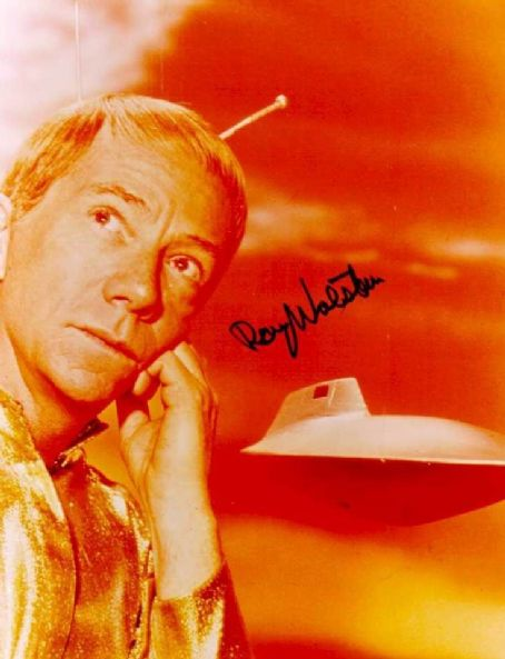 Ray Walston TV CAPTION SITCOM